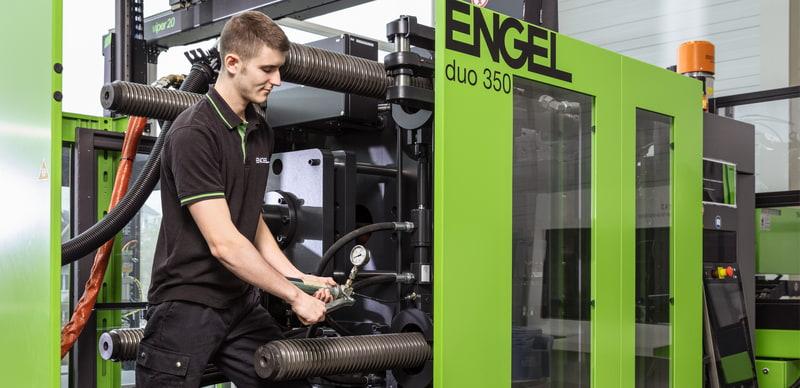 """""""El rendimiento de su máquina está directamente relacionado con la calidad de mantenimiento que recibe"""""""